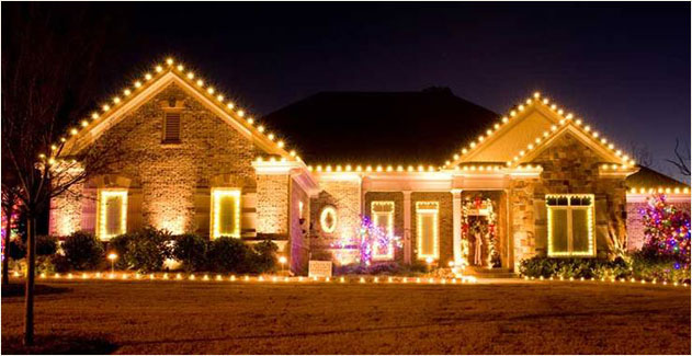 why dirt hunters for commercial christmas light instalation